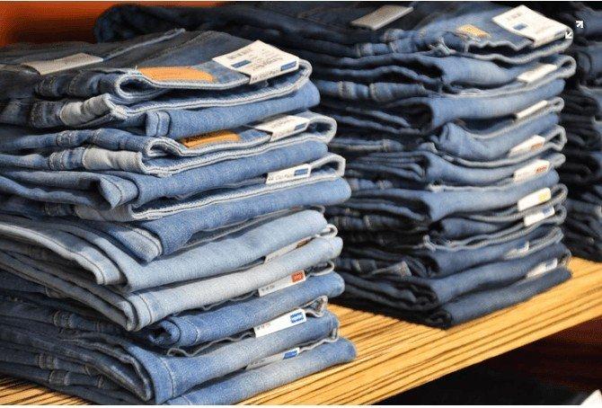 regular-fit Jeans