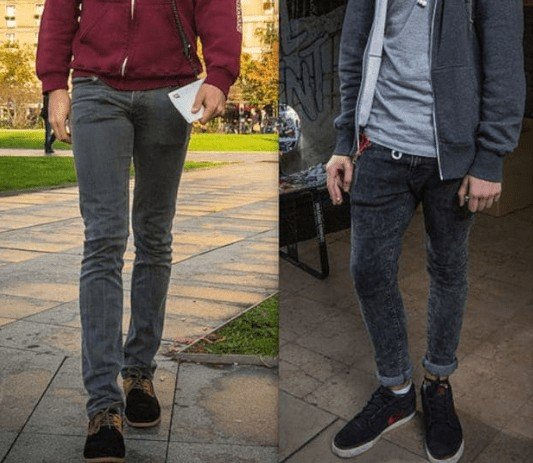 Skinny-Fit Jeans for mens