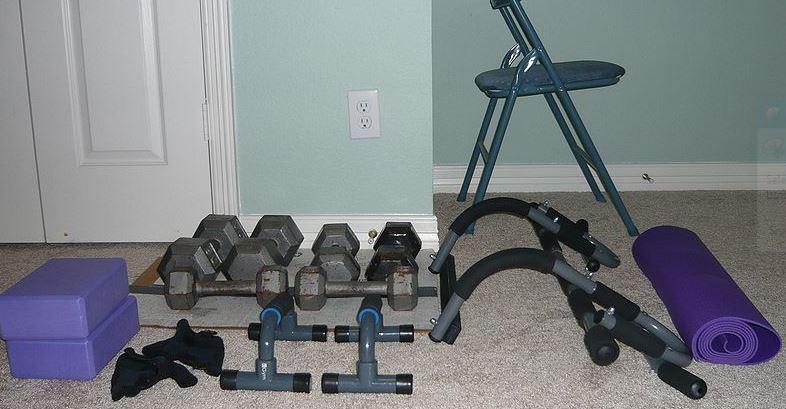 Home Gym Equipments