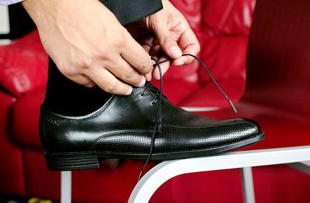 Stylish formal shoes