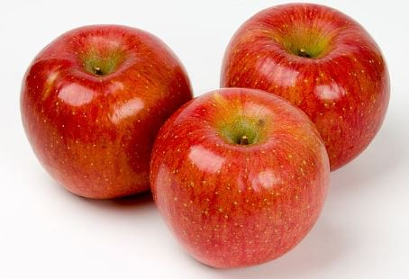 Apple - Rich in vitamins, minerals, and fibers