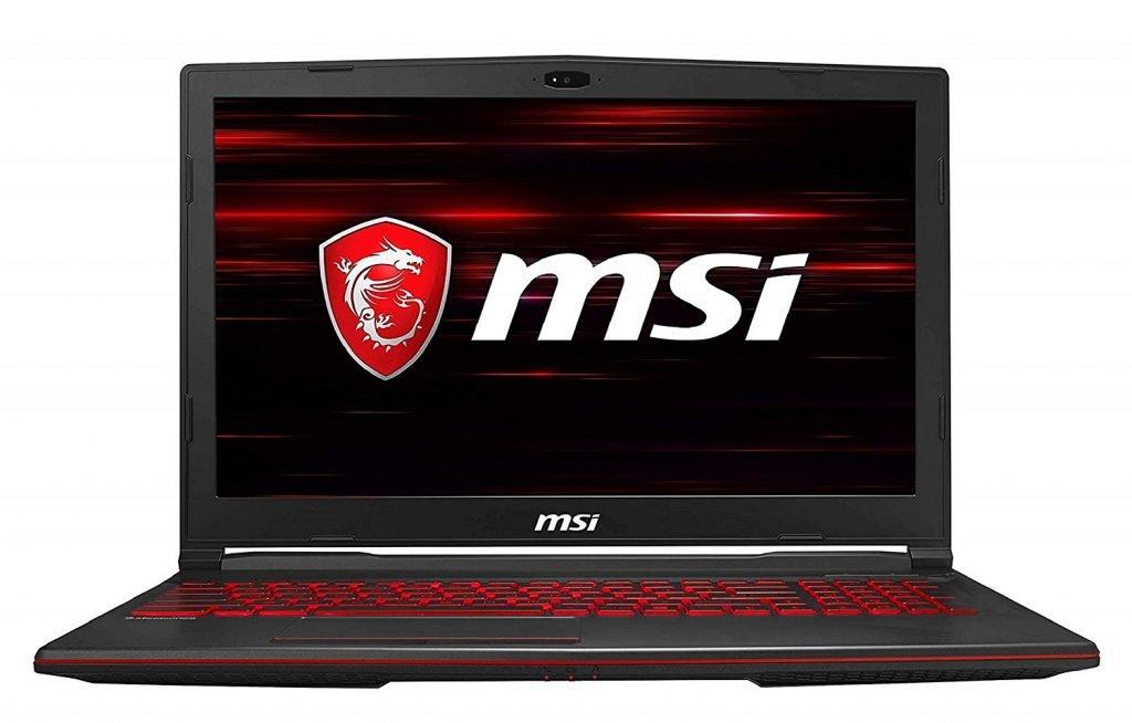MSI Gaming GL63 9RCX-220IN