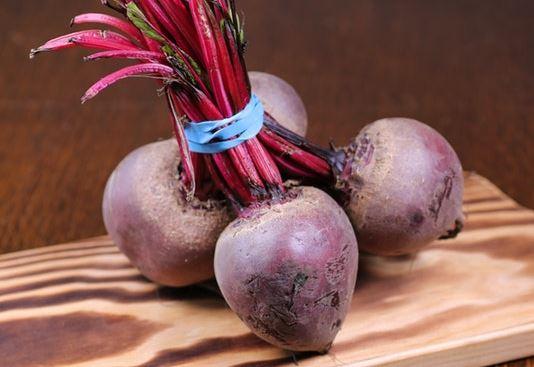 Beatroot- Rich in nutrients