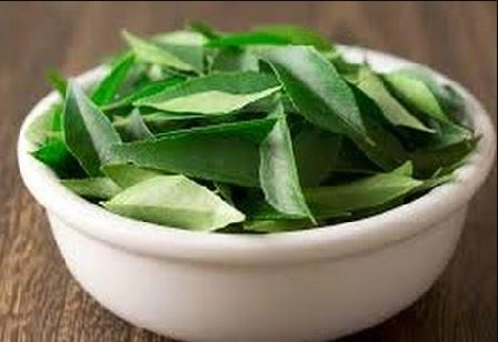 Curry Leaves - Remove toxins from the body