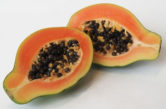 Papaya- Fights to reduce obesity and helps weight-loss