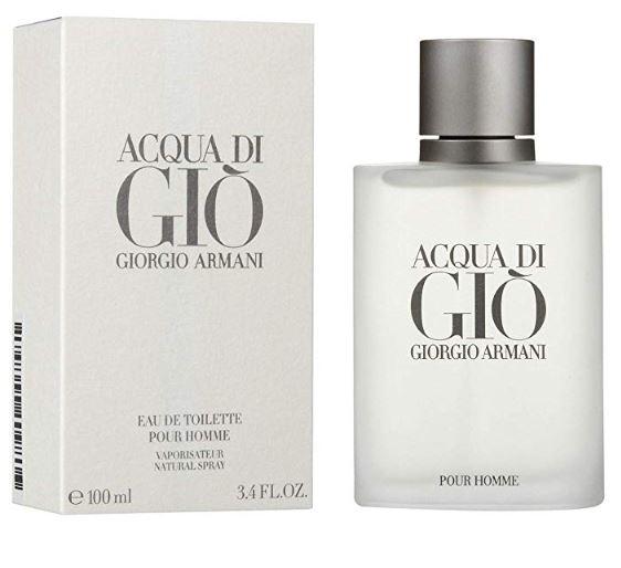 Long-Lasting Highly Effective Perfumes-Acqua Di Gio by Armani