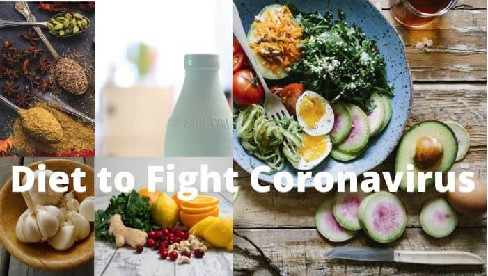 Boost Immunity with Balanced Diet and Fight Coronavirus
