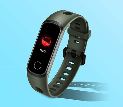 low budget fitness tracker band