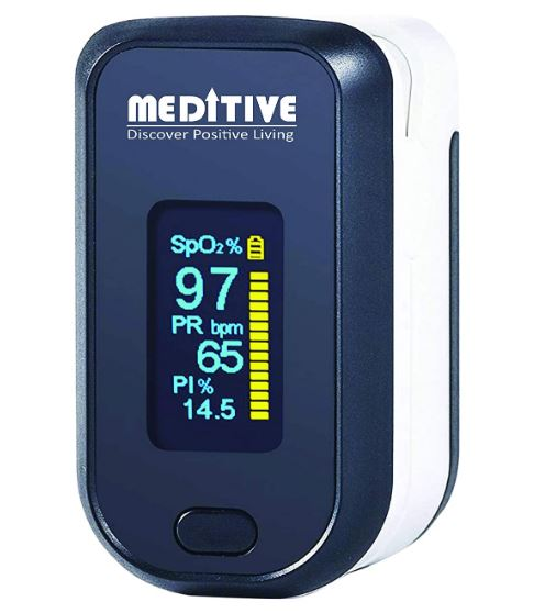 Meditive Fingertip device