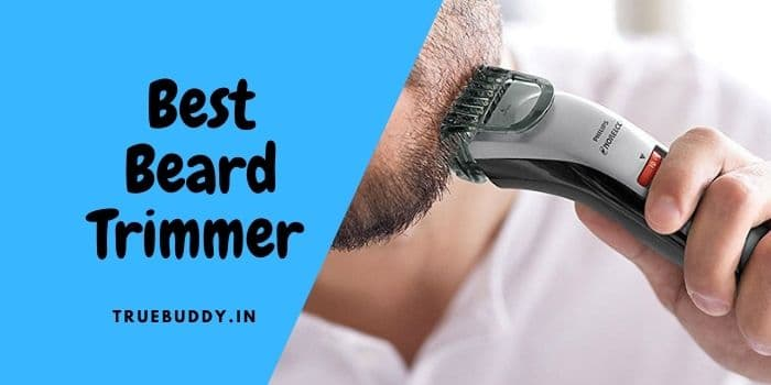 Best Electric Beard Trimmer