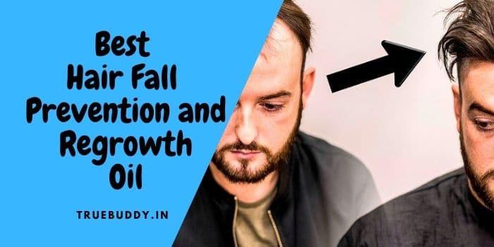 Best Hair Fall Oil