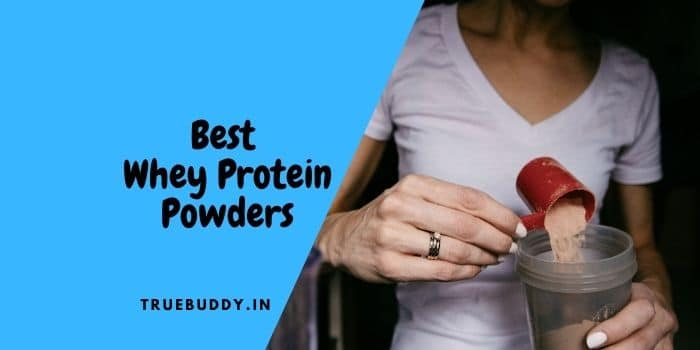 The 10 Best Whey Protein Powder To Boost Muscular Endurance