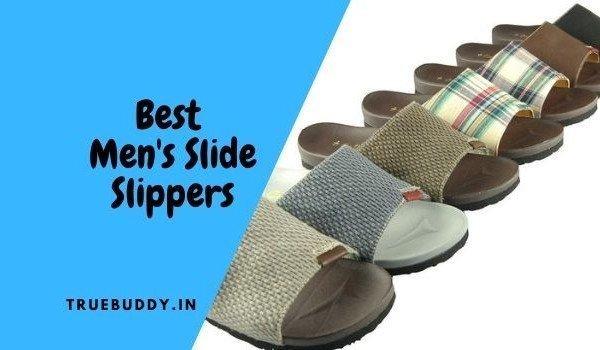 The10 Best Men's Slide Slipper From Exclusive Brands