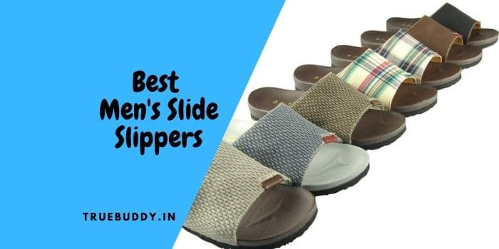 Best Men's Slide Slippers