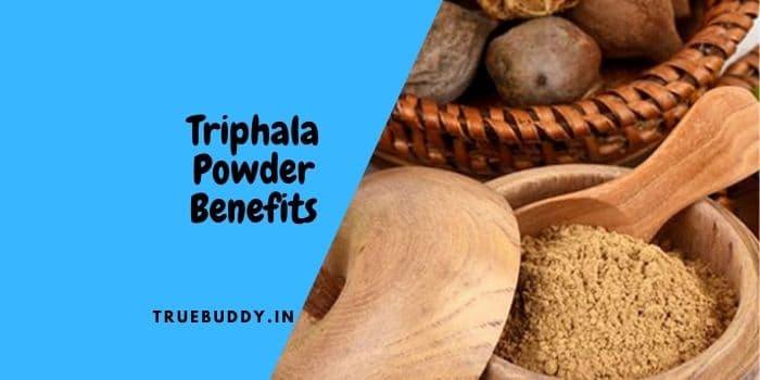 Triphala Powder Benefits