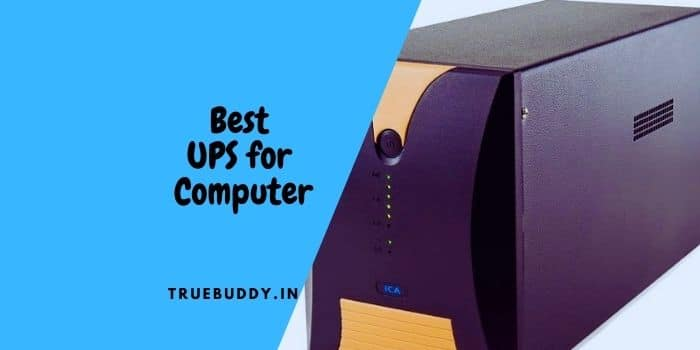 10 Best UPS for Computer to Avoid Power Disruptions